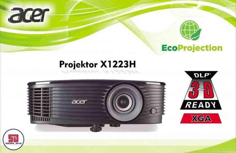 Acer Projector X1223H – XGA