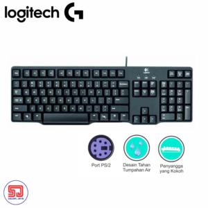 Logitech K100