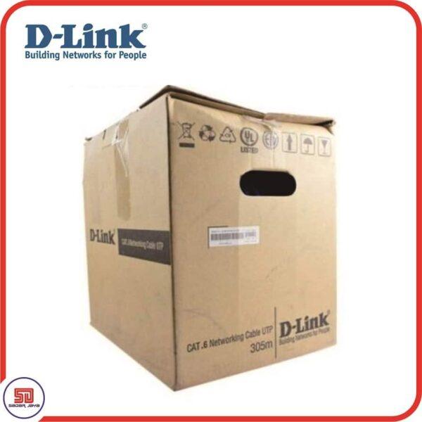 D-Link Kabel UTP CAT 5