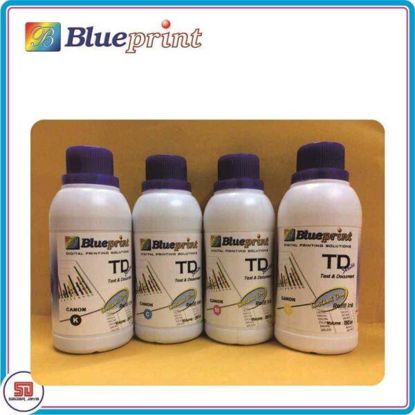 Blueprint Tinta 250ml Canon Printer