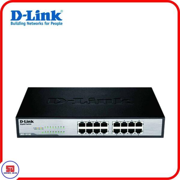 D-Link DGS-1016C