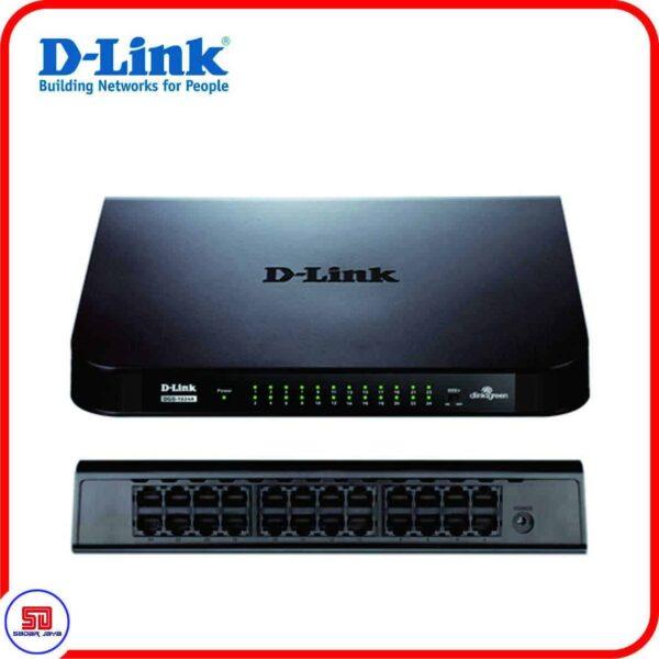 D-Link DGS-1024A