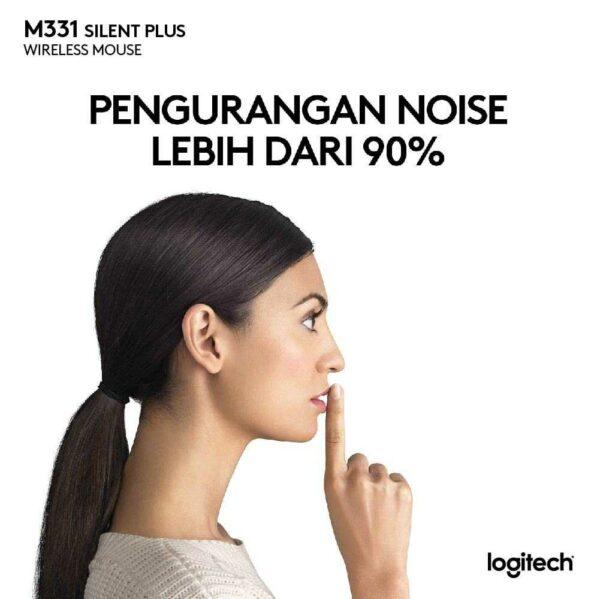 Logitech M331