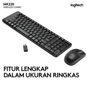 Logitech MK220