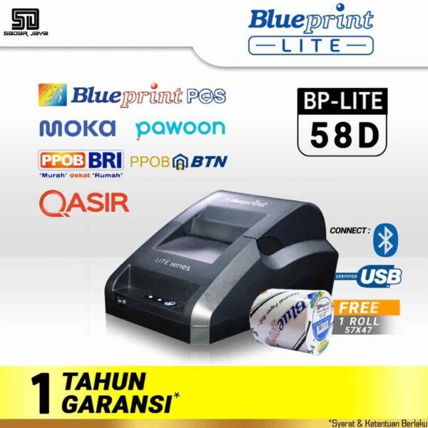 Blueprint BP-Lite 58D