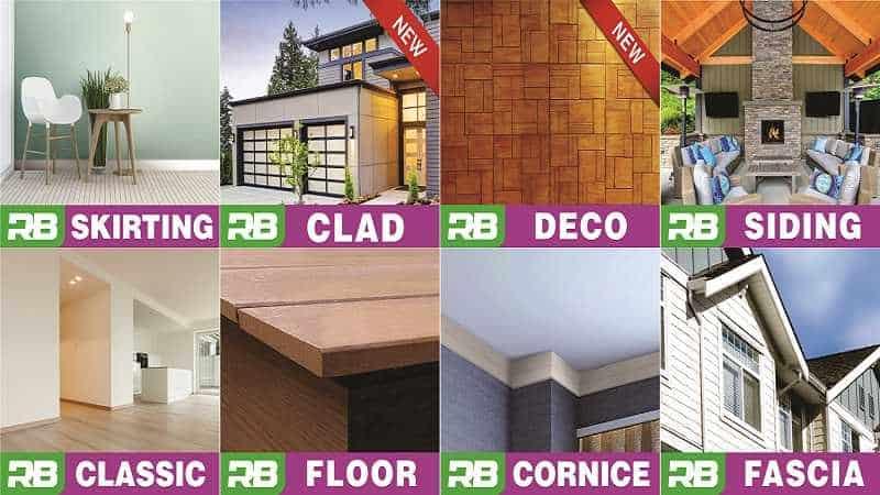 Royal Board 8 Solusi Percantik Rumah dan Bangunan