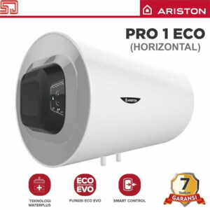 Ariston Pro1 Eco 80 Liter Horizontal