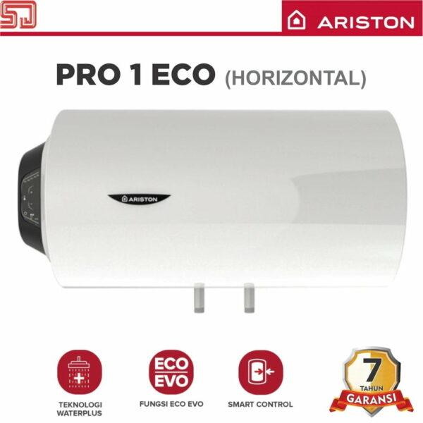 Ariston Pro1 Eco 100 Liter Horizontal