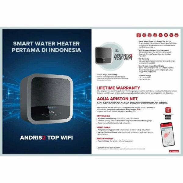 Ariston Andris 2 AN2 TOP Wifi 30