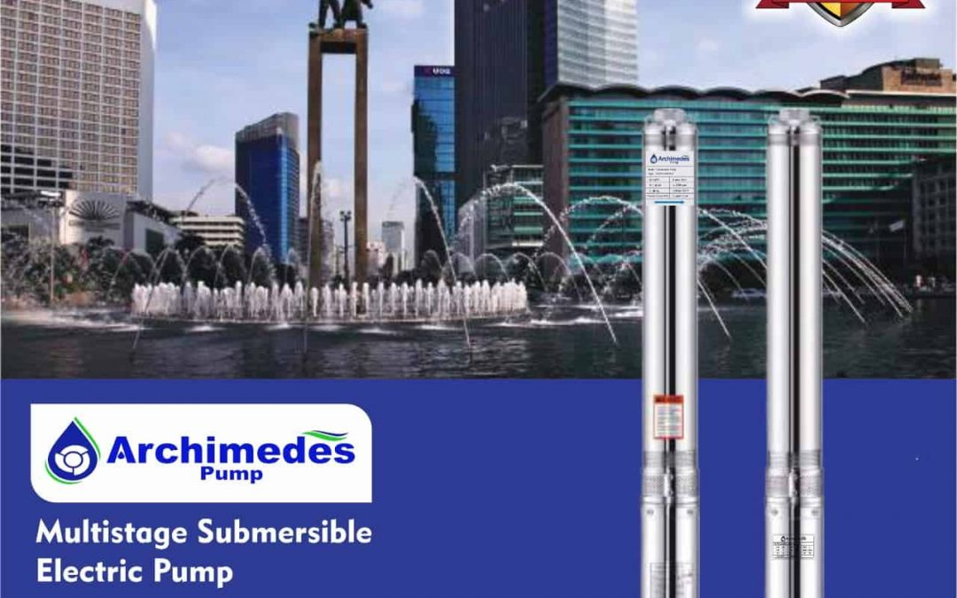 Archimedes Pump Solution Provider A3SP & A2SP