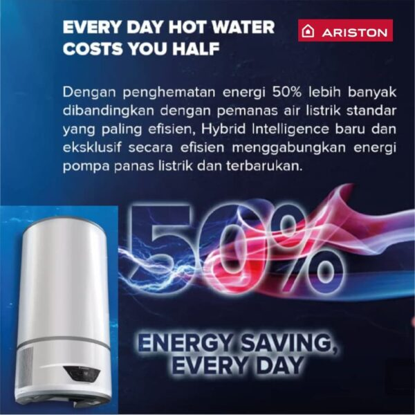Ariston Lydos Hybrid