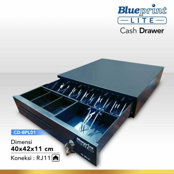 Blueprint CD-BPL01 Cash Drawer