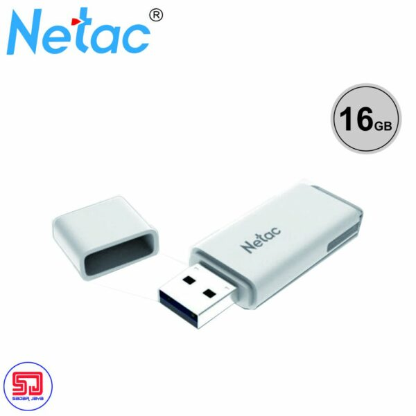 Netac Flashdisk 16GB USB 2.0 Flash Drive