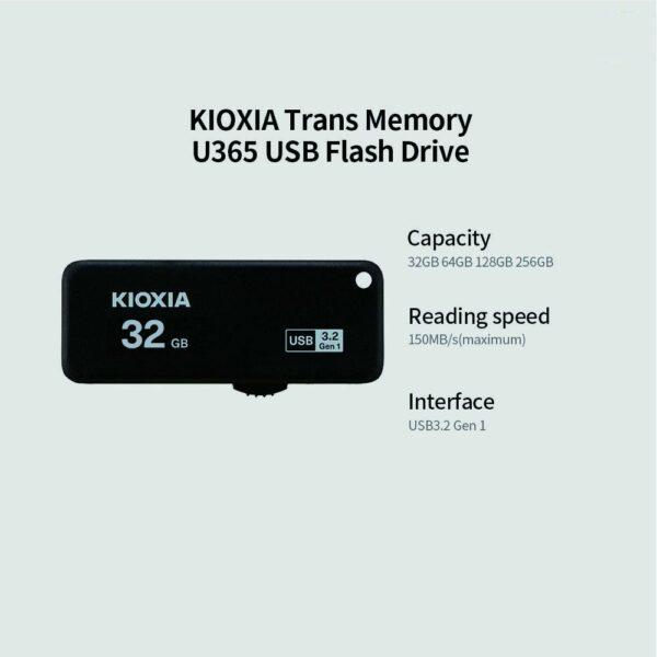 Kioxia U365 Flashdisk 32GB