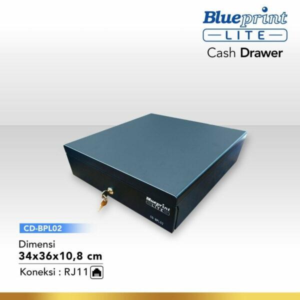 Blueprint CD-BPL02 Cash Drawer