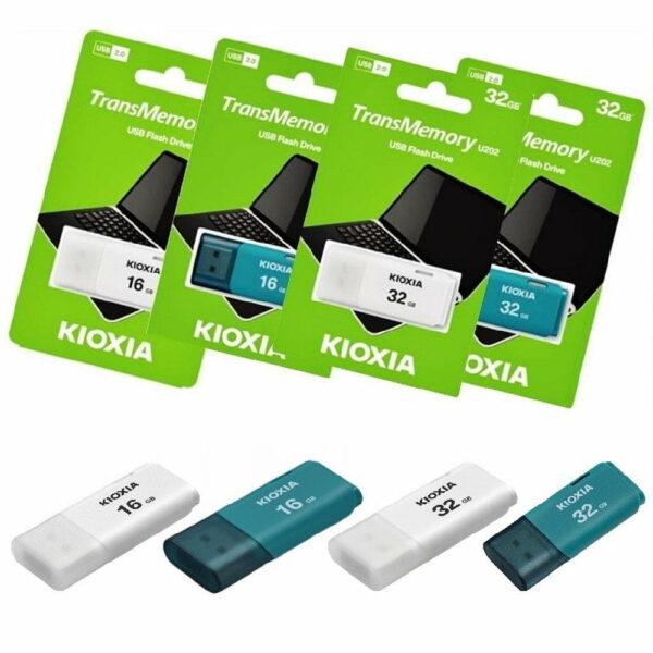 Kioxia U202 Flashdisk 32GB