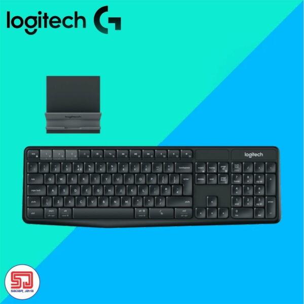 Logitech K375s