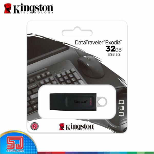 Kingston Exodia 32GB