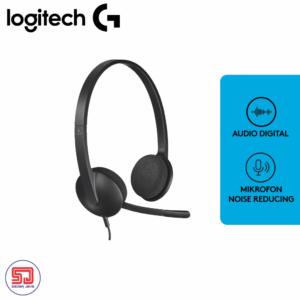Logitech H340