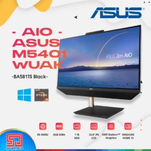 Asus AIO M5401WUAK-BA581TS Black